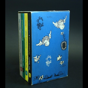 Эффель Жан - Сотворение мира (комплект из 4 книг)
